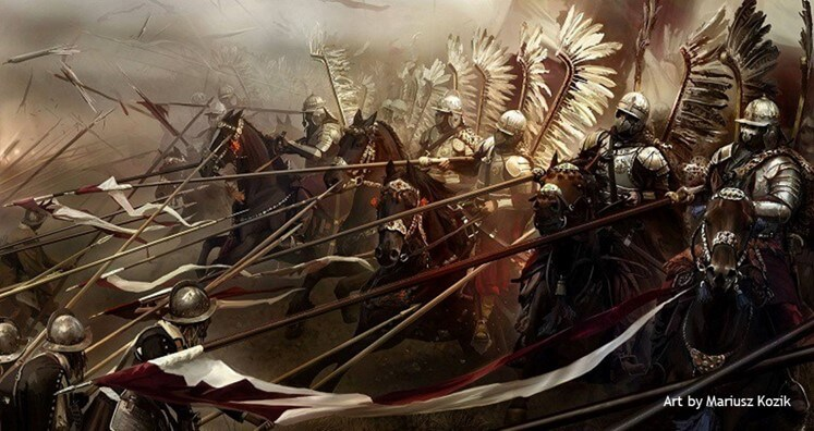 Polish Hussars Historical Fiction