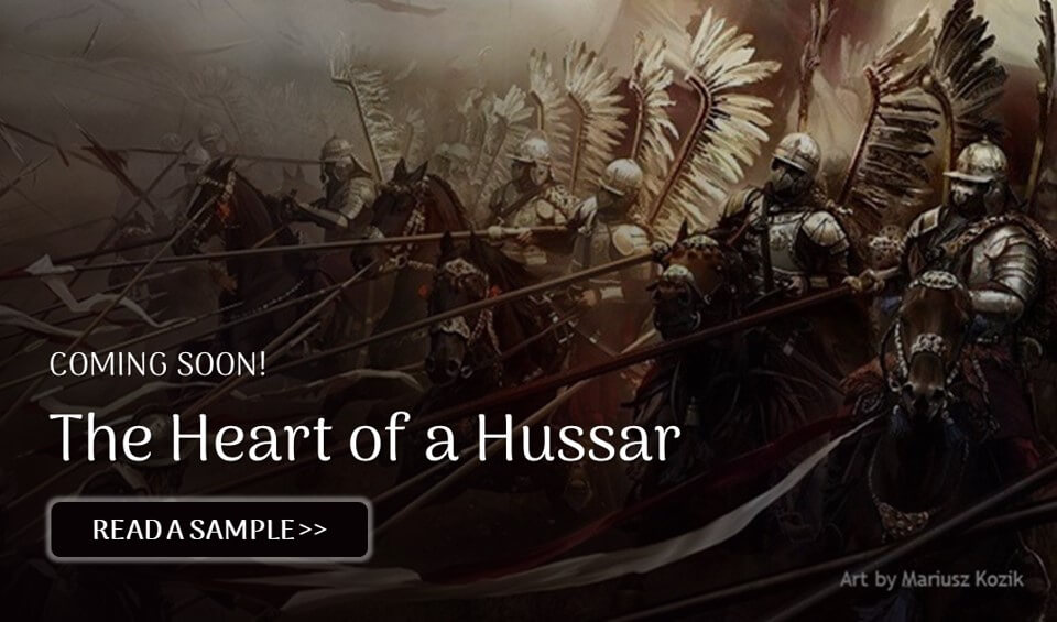 Heart of a Hussar Sample