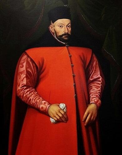 Transylvania Ruler Stefan Batory