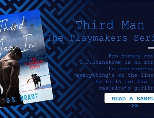 Read Chapter 1 of  Third Man In, Book Two of The Playmakers Series