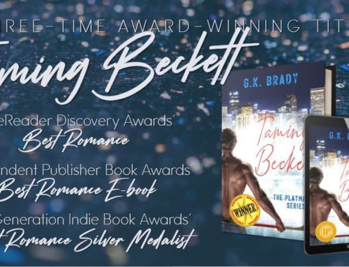 Taming Beckett Now a Three-Time Award Winner!