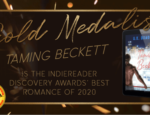 Taming Beckett Interview with the IndieReader Discovery Awards