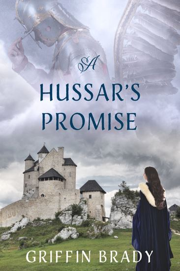 Historical Fiction Hussar's Promise Book Cover