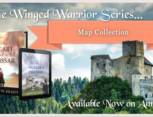 The Winged Warrior Series: Map Collection