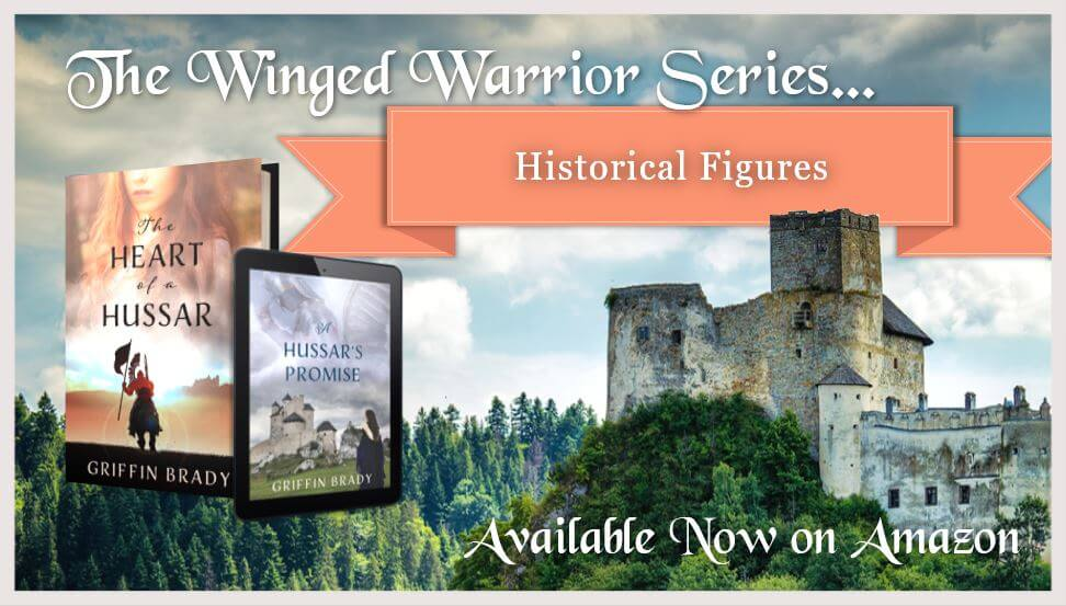 Winged Warrior Series Historical Figures of 17th Century Poland