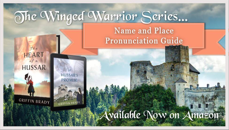 Winged Warriors Name and Place Pronunciation guide
