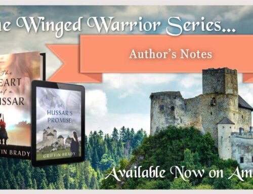The Winged Warrior Series: Author's Notes