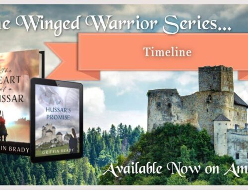 The Winged Warrior Series: Timeline