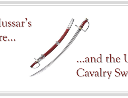 A Hussar's Sabre and the U.S. Cavalry Sword