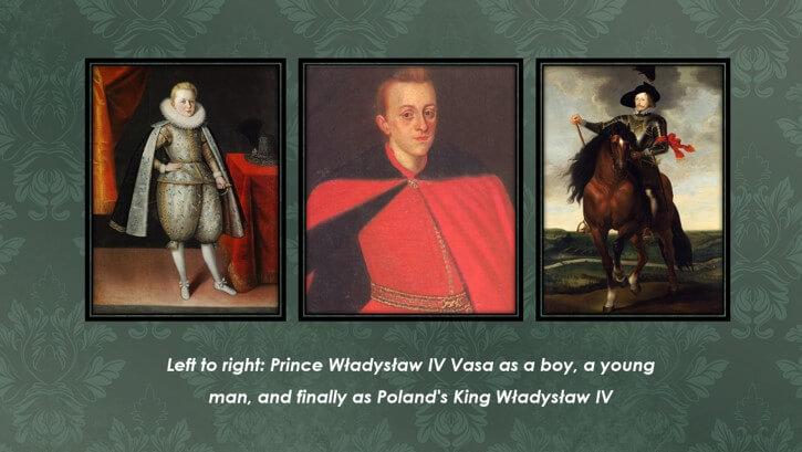 Prince Wladyslaw IV Vasa