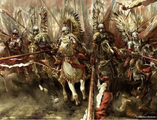 Wings of Splendor and Warfare