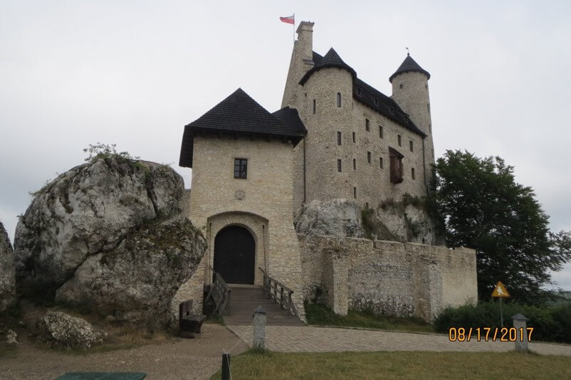 Bobolice Castle Polish History